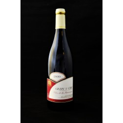 Domaine Deliance Givry 1er Cru AOC 2009-Burgundy Pinot Noir